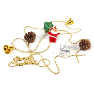 Christmas Beads String Decorations - Aramis Trading