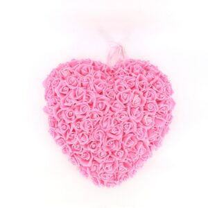 Heart Shaped Hanging Rose - Aramis Trading