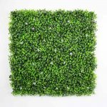 Greenwall With Babybreath Flower - Aramis Trading