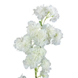 Artificial White Cherry Blossom - Aramis Trading