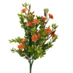 Artificial Bushes With Flower - Aramis Trading